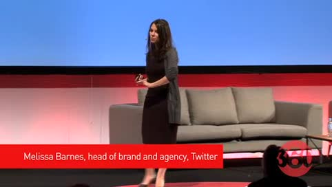 Barnes discusses how Twitter can help when brands are dealing with a crisis and how brands can surprise people.