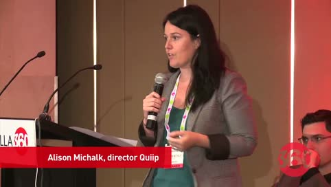Alison Michalk director of Quiip, shares the weirdness and wobbles of community management. She talks about how the business of community management has evolved and the importance of treating community management with respect.