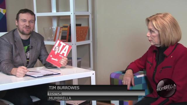 Ita Buttrose talks to Tim Burrowes about Paper Giants, magazine publishing in the 70s, working with Murdoch and Packer and ITA for the iPad.