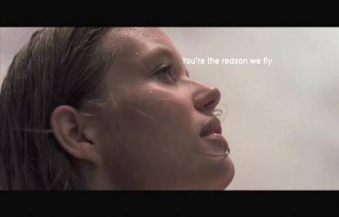 Qantas has unveiled its new TVC for the repositioning of its 'You're the Reason We Fly' campaign.